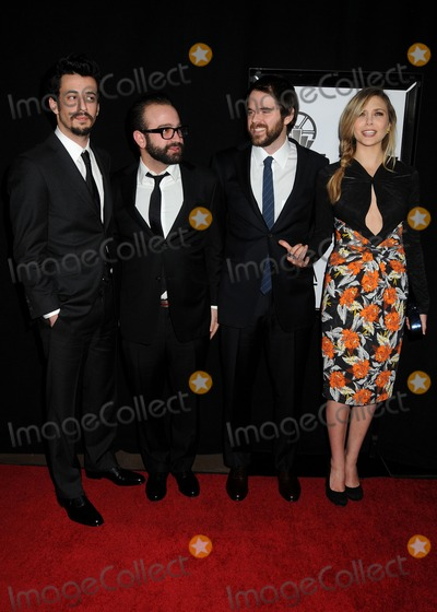Antonio Campos Photo - 13 January 2012 - Century City California - Josh Mond Antonio Campos Sean Durkin and Elizabeth Olsen 37th Annual Los Angeles Film Critics Association Awards held at the InterContinental Hotel Photo Credit Byron PurvisAdMedia