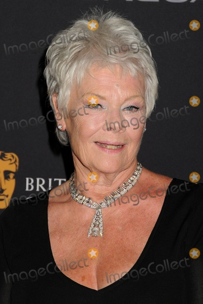 Judi Dench Photo - 30 October 2014 - Beverly Hills California - Judi Dench BAFTA Britannia Awards 2014 held at the Beverly Hilton Hotel Photo Credit Byron PurvisAdMedia