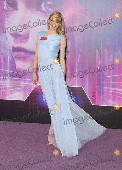 Jaime King Photo - 26 March 2018 - Hollywood California - Jaime King Premiere of Warner Bros Pictures Ready Player One held at Dolby Theatre Photo Credit PMAAdMedia