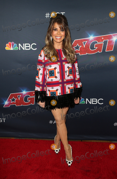 Paula Abdul Photo - 18 September 2019 - Hollywood California - Paula Abdul Americas Got Talent Season 14 Finale Red Carpet held at Dolby Theatre Photo Credit FSadouAdMedia