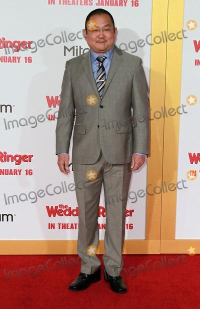 Aaron Takanashi Photo - 6 January  2015 - Hollywood California - Aaron Takanashi The Wedding Ringer Los Angeles Premiere held at the TCL Chinese Theater Photo Credit Theresa BoucheAdMedia