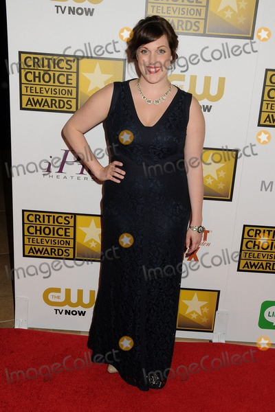 Allison Tolman Photo - 19 June 2014 - Beverly Hills California - Allison Tolman 4th Annual Critics Choice Television Awards - Arrivals held at The Beverly Hilton Hotel Photo Credit Byron PurvisAdMedia