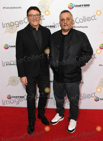 Joe Corr Photo - 07 February 2020 - Beverly Hills - Anthony Russo Joe Russo 57th Annual ICG Publicists Awards Luncheon  held at Beverly Hilton Hotel Photo Credit Birdie ThompsonAdMedia