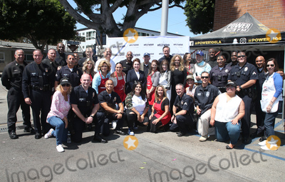 Ana Martinez Photo - 06 September 2018-  Hollywood California - Ellen K Anglica Mara Angelica Vale Tai Babilonia Kate Linder Catherine Bach Erin Murphy Mitch OFarrell Deputy Chief Armando Hogan Leron Gubler Guests Ana Martinez Hollywood Chamber Of Commerces 24th Annual Police and Firefighter appreciation Day held at LAPD Hollywood Division Photo Credit Faye SadouAdMedia