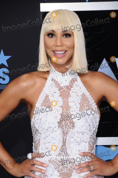 Tamar Braxton Photo - 25 June 2017 - Los Angeles California - Tamar Braxton 2017 BET Awards held at the Microsoft Square in Los Angeles Photo Credit Birdie ThompsonAdMedia