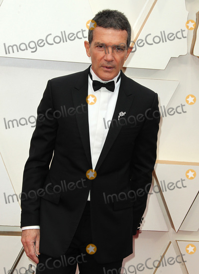 Antonio Banderas Photo - 09 February 2020 - Hollywood California - Antonio Banderas 92nd Annual Academy Awards presented by the Academy of Motion Picture Arts and Sciences held at Hollywood  Highland Center Photo Credit AdMedia