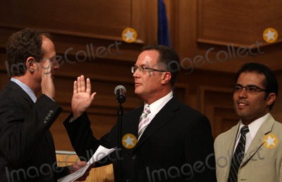 Abbe Land Photo - 16 April 2012 - West Hollywood California - Congressman Adam Schiff Weho Mayor Jeffrey Prank Jeff Prang and Abbe Land West Hollywood New mayor  Mayor pro term Sworn in Ceremony during council meeting Held at WEHO Council chambers Photo Credit Faye SadouAdMedia