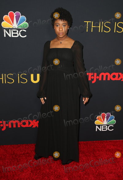 Lyric Photo - 25 September 2018 - Hollywood California - Lyric Ross This Is Us Season 3 Premiere Party held at The Paramount Theater at Paramount Studios Photo Credit Faye SadouAdMedia