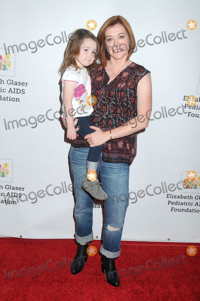 Alyson Hannigan Photo - 25 October 2015 - Culver City California - Alyson Hannigan 2015 Elizabeth Glaser Pediatric Aids Foundation A Time For Heroes held at Smashbox Studios Photo Credit Byron PurvisAdMedia