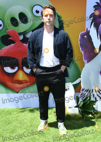 Angry Bird Photo - 10 August 2019 - Westwood California - Beck Bennett Sonys The Angry Birds Movie 2 Los Angeles Premiere held at Regency Village Theater Photo Credit Birdie ThompsonAdMedia