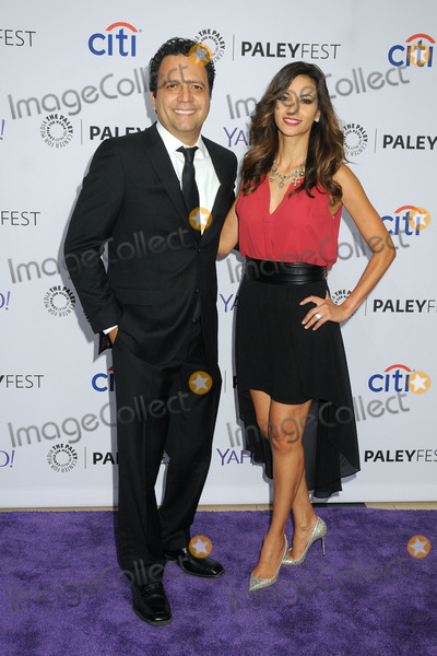 Argelia Atilano Photo - 10 September 2015 - Beverly Hills California - Omar Velasco Argelia Atilano 2015 PaleyFest Fall TV Preview - La Banda held at The Paley Center Photo Credit Byron PurvisAdMedia