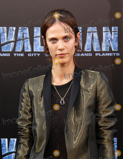 Aymeline Valade Photo - 17 July 2017 - Los Angeles California - Aymeline Valade Valerian and the City of a Thousand Planets World Premiere held at TCL Chinese Theatre in Hollywood Photo Credit AdMedia