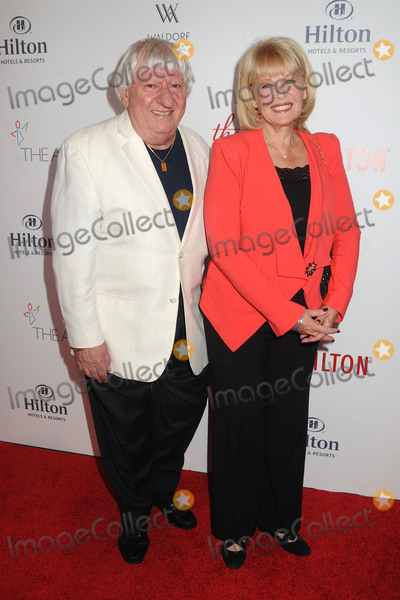 Ilene Graff Photo - 21 August 2015 - Beverly Hills California - Ben Lanzarone Ilene Graff The Beverly Hilton 60th Anniversary Party held at The Beverly Hilton Hotel Photo Credit Byron PurvisAdMedia
