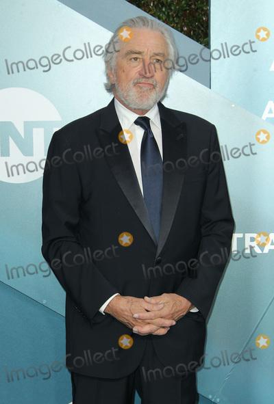 Isaach De Bankol Photo - 19 January 2020 - Los Angeles California - Robert De Niro 26th Annual Screen Actors Guild Awards held at The Shrine Auditorium Photo Credit AdMedia
