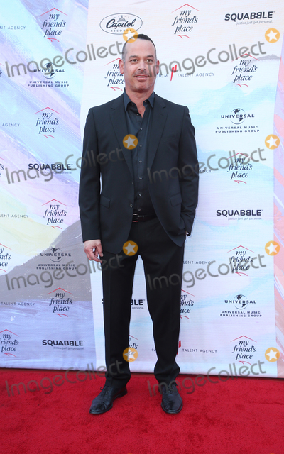 Adam DiVello Photo - 6 April 2019 - Los Angeles California - Adam DiVello the Ending Youth Homelessness A Benefit For My Friends Place  held at Hollywood Palladium Photo Credit Faye SadouAdMedia