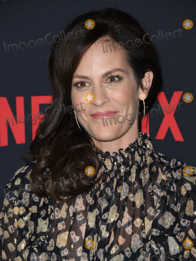 Annabeth Gish Photo - 08 October 2018 - Hollywood California - Annabeth Gish The Haunting of Hill House Los Angeles Premiere held at Arclight Hollywood   Photo Credit Birdie ThompsonAdMedia