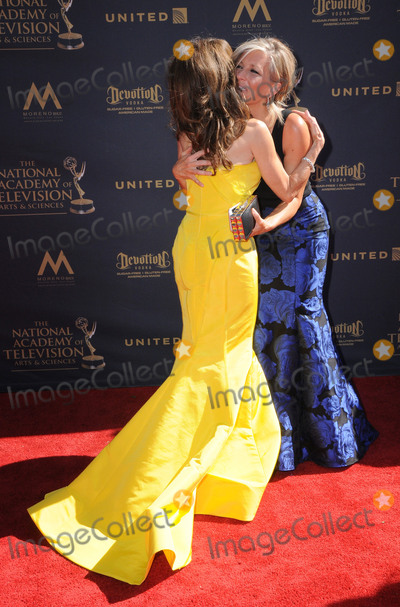 Susan Lucci Photo - 30 April 2017 - Pasadena California - Susan Lucci Laura Wright 44th Annual Daytime Emmy Awards held at Pasadena Civic Centerin Pasadena Photo Credit Birdie ThompsonAdMedia