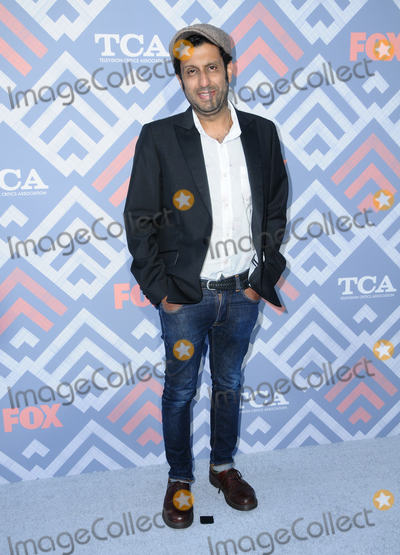Adeel Akhtar Photo - 08 August  2017 - West Hollywood California - Adeel Akhtar   2017 FOX Summer TCA held at SoHo House in West Hollywood Photo Credit Birdie ThompsonAdMedia