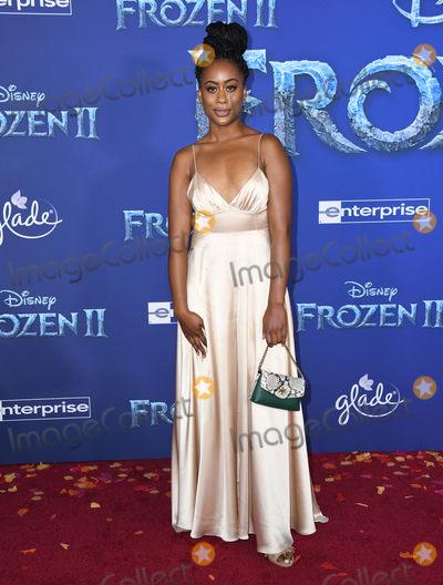 Adele Photo - 07 November 2019 - Hollywood California - Zuri Adele Disneys Frozen 2 Los Angeles Premiere held at Dolby Theatre Photo Credit Birdie ThompsonAdMedia