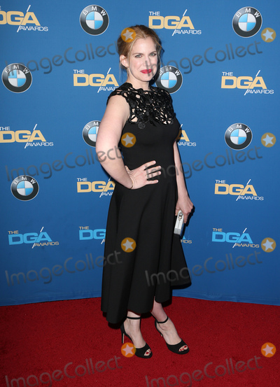 Anna Chlumsky Photo - 04 February 2017 - Beverly Hills California - Anna Chlumsky 69th Annual Directors Guild Of America Awards held at the Beverly Hilton Hotel Photo Credit F SadouAdMedia