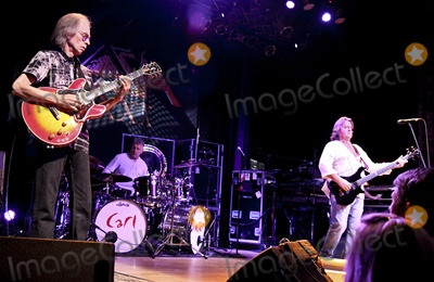 King Crimson Photo - November 19 2012 - Atlanta GA - Supergroup Asia made a stop at the Variety Playhouse in the Little Five Points district of Atlanta GA where they performed their hits as well as material from more recent albums for the sold-out crowd Made up of John Wetton (former bassistvocalist of such bands as King Crimson Roxy Music and Uriah Heep) Steve Howe (guitarist of Yes) Geoff Downes (keyboardist of Yes and The Buggles) and drummer Carl Palmer (of Emerson Lake  Palmer The Crazy World of Arthur Brown and Atomic Rooster) Asia kept the crowd on their feet dancing along to the well-known songs Photo credit Dan HarrAdMedia