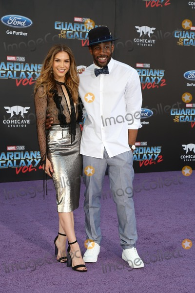 Allison Holker Photo - 19 April 2017 - Hollywood California - Allison Holker Stephen Boss Premiere Of Disney And Marvels Guardians Of The Galaxy Vol 2 held at Dolby Theatre Photo Credit PMAAdMedia