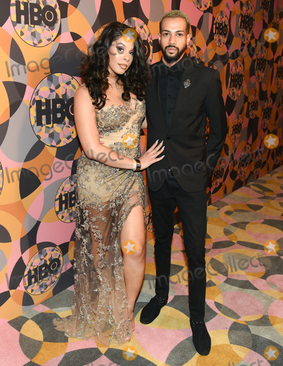 Haili Sahar Photo - 05 January 2020 - Beverly Hills California - Hailie Sahar and Jayee Baron 2020 HBO Golden Globe Awards After Party held at Circa 55 Restaurant in the Beverly Hilton Hotel Photo Credit Billy BennightAdMedia