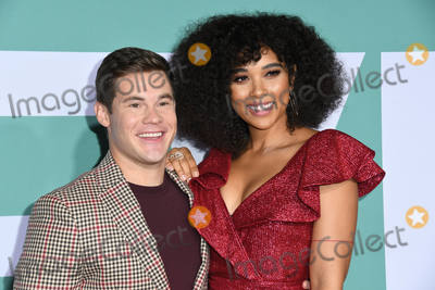 Alexandra Shipp Photo - 03 October 2019 - Westwood California - Adam Devine Alexandra Shipp Jexi Los Angeles Premiere held at Fox Bruin Theater Photo Credit Birdie ThompsonAdMedia