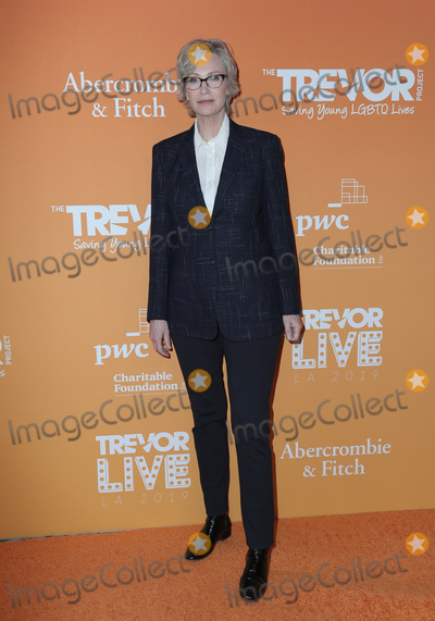 Jane Lynch Photo - 17  November 2019 - Beverly Hills California - Jane Lynch The Trevor Projects TrevorLIVE LA 2019 held at The Beverly Hilton Hotel Photo Credit PMAAdMedia