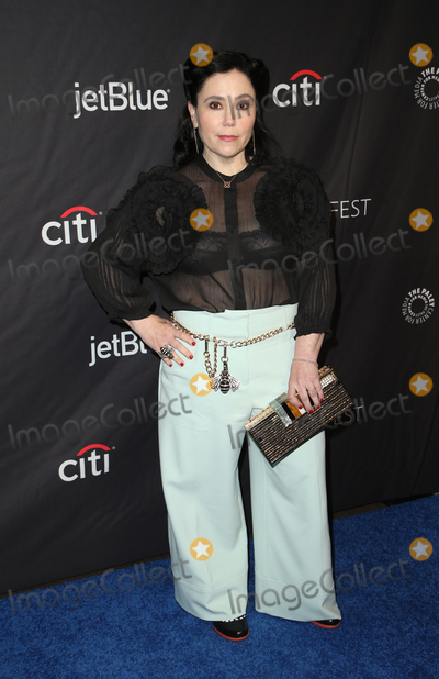 Alex Borstein Photo - 15 March 2019 - Hollywood California - Alex Borstein The Paley Center For Medias 2019 PaleyFest LA - Opening Night Presentation Amazon Prime Videos The Marvelous Mrs Maisel held at The Dolby Theatre Photo Credit Faye SadouAdMedia