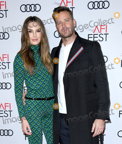 Armie Hammer Photo - 08 November 2018 - Hollywood California - Elizabeth Chambers Armie Hammer  AFI FEST 2018 Presented By Audi - Opening Night World Premiere Gala Screening Of On The Basis Of Sex held at TCL Chinese Theater Photo Credit Birdie ThompsonAdMedia