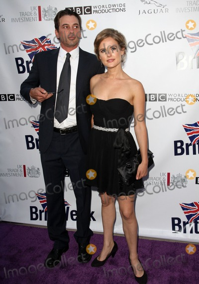 Amelia Jackson-Gray Photo - 26 April 2011 - Los Angeles California - Skeet Ulrich Amelia Jackson-Gray 5th Annual BritWeek Launch Party Held At The Los Angeles British Consulat Photo Kevan BrooksAdMedia