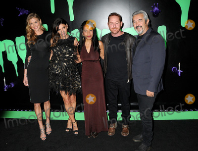 Adrianne Palicki Photo - 04 October 2019 - New York New York - Adrianne Palicki Jessica Szohr Penny Johnson Jerald Scott Grimes and Jon Cassar Huluween 2019 held at Huluween HQ Photo Credit AdMedia