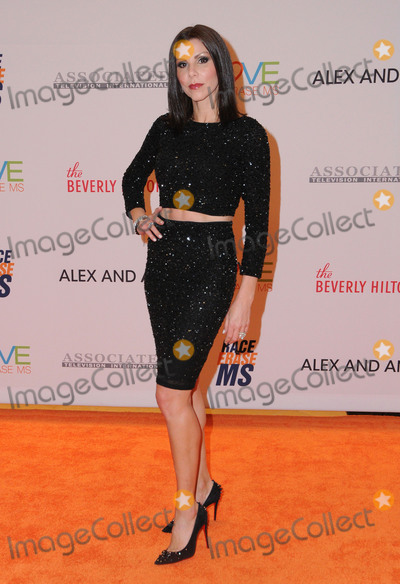 Heather Dubrow Photo - 05 May 2017 - Beverly Hills California - Heather Dubrow 24th Annual Race to Erase MS Gala held at Beverly Hilton Hotel in Beverly Hills Photo Credit Birdie ThompsonAdMedia