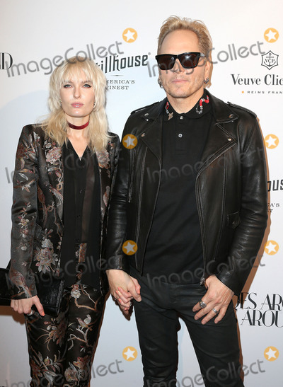 Ace Harper Photo - 13 October 2016 - Beverly Hills California - Ace Harper and Matt Sorum   What Goes Around Comes Around (WGACA) Grand Opening held at What Goes Around Comes Around Photo Credit F SadouAdMedia