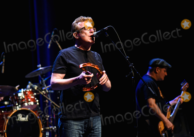 Charlie Reid Photo - 21 September 2018 - Hamilton Ontario Canada  Charlie Reid of Scottish folkrock duo The Proclaimers performs on stage during their Canadian Tour at the FirstOntario Concert Hall  Photo Credit Brent PerniacAdMedia