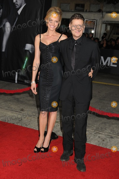 Andrew Niccol Photo - 20 October 2011 - Westwood California - Rachel Roberts and Andrew Niccol In Time Los Angeles Premiere held at the Regency Village Theatre Photo Credit Byron PurvisAdMedia