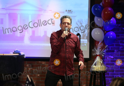Andy Kindler Photo - 22 January 2017 - Hollywood California - Andy Kindler Laughing Matters Inaugural comedy Ball Photo Credit F SadouAdMedia