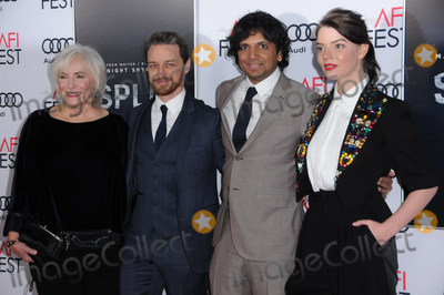 Anya Taylor-Joy Photo - 15 November 2016 - Hollywood California Betty Buckley James McAvoy M Night Shyamalan Anya Taylor-Joy AFI FEST 2016 Presented By Audi - Screening Of Universal Pictures Split held at TCL Chinese Theater Photo Credit Birdie ThompsonAdMedia
