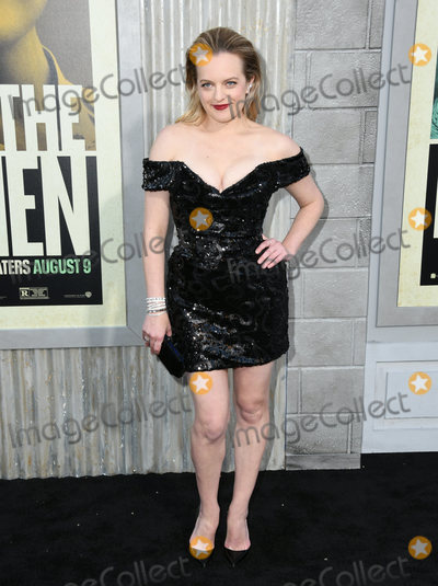 TCL Chinese Theatre Photo - 05 August 2019 - Hollywood California - Elisabeth Moss The Kitchen Los Angeles Premiere held at TCL Chinese Theatre Photo Credit Birdie ThompsonAdMedia