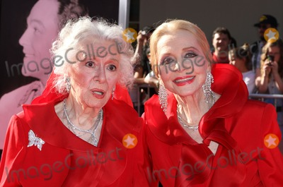 Anne Jefferies Photo - 28 April 2011 - Hollywood California - Ann Rutherford and Anne Jefferys 2011 TCM Classic Film Festival Opening Night Held At The Grauman Chineses Theatre Photo Kevan BrooksAdMedia