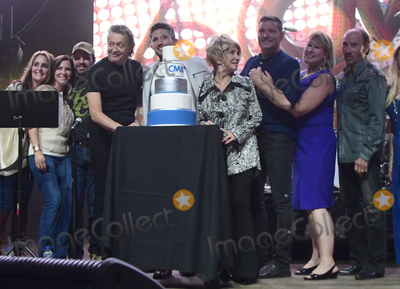 Ty Herndon Photo - 26 September 2018 - Nashville Tennessee - Mark Collie Michael Ray Jeannie Seely Ty Herndon Sarah Trahern Lee Greenwood CMAs 60th birthday party celebration held at the Wildhorse Saloon Photo Credit Dara-Michelle FarrAdMedia