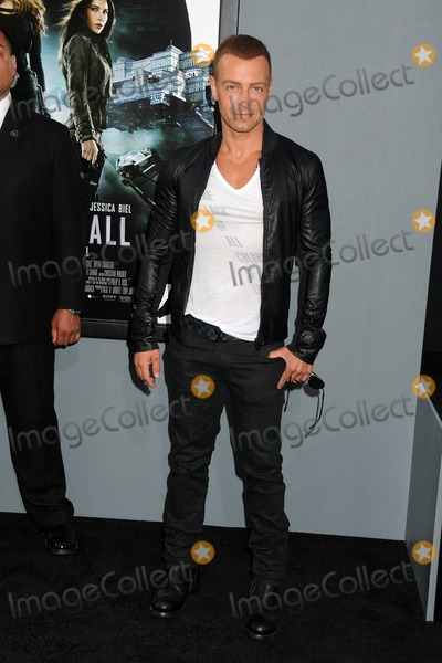 Joseph Lawrence Photo - 1 August 2012 - Hollywood California - Joseph Lawrence Joey Lawrence Total Recall Los Angeles Premiere held at Graumans Chinese Theatre Photo Credit Byron PurvisAdMedia