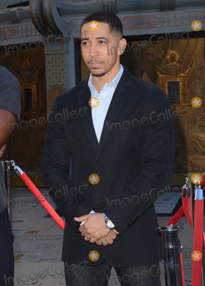 Aldis Hodges Photo - 26 January  - Hollywood Ca - Neil Brown Jr SAG Awards Actor visits Hollywoods TCL Chinese Theater with SAG Awards nominees Aldis Hodge and Neil Brown Jr held at TCL Chinese Theater  Photo Credit Birdie ThompsonAdMedia