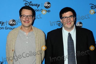 Adam Horowitz Photo - 4 August 2013 - Beverly Hills California - Edward Kitsis Adam Horowitz DisneyABC Summer 2013 TCA Press Tour held at the Beverly Hilton Hotel Photo Credit Byron PurvisAdMedia