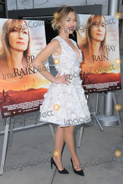 Annabelle Stephenson Photo - 07 June 2017 - Hollywood California - Annabelle Stephenson Los Angeles premiere of Pray For Rain held at ArcLight in Hollywood Photo Credit Birdie ThompsonAdMedia