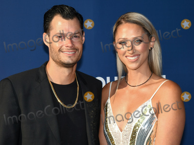 Ashley Park Photo - 12 June 2019 - Los Angeles California - Joe Kelly Ashley Parks Los Angeles Dodgers Foundation Blue Diamond Gala held at Dodger Stadium Photo Credit Billy BennightAdMedia
