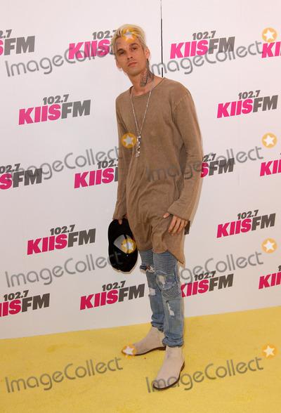 Aaron Carter Photo - 13 May 2017 - Los Angeles California - Aaron Carter KIIS FMs Wango Tango 2017 held at the StubHub Center Photo Credit AdMedia