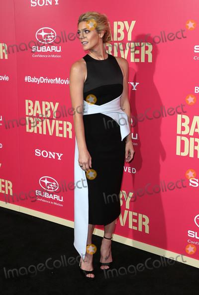 Ashley Greene Photo - 14 June 2017 - Los Angeles California - Ashley GreeneBaby Driver Los Angeles Premiere held at the Ace Hotel Photo Credit F SadouAdMedia