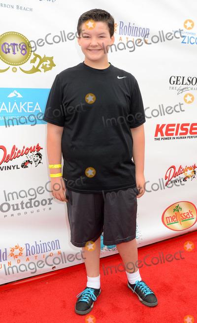Aedin Mincks Photo - 02 June 2013 - Santa Monica Ca - Aedin Mincks2nd Annual Pedal On The Pier benefiting The Harold Robinson Foundation at the Santa Monica Pier in Santa Monica CaPhoto Credit BirdieThompsonAdMedia